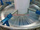 Tear tecido plástico da circular do negador do saco baixo