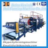 機械を形作る冷蔵室サンドイッチEPSパネルの生産ラインロール