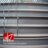 Tipos de aço laminados a alta temperatura do feixe da construção H do material de construção de China