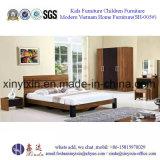 Het moderne Chinese Meubilair van het Bed van het Meubilair van de Slaapkamer Houten (F04#)