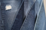 Tissu en denim tissé en seringues en tissu T / C pour jeans 10,8 oz