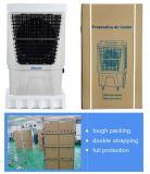 Großer Luftstrom-kommerzielle bewegliche Luft-Kühlvorrichtung mit Geschwindigkeits-Controller-Wüsten-Kühlvorrichtung