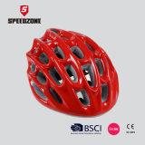 Adulte Casque de vélo Sécurité à bicyclette Casques adulte extérieure Équitation Casque de protection au-Mold