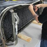 Het gegalvaniseerde Nietje van de Ring van het Varken 15ss100 voor Furnituring, Industrie