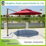 Parapluie extérieur droit d'impression durable en aluminium du grand dos 10*10FT