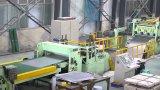 Высокоскоростной гальванизированный металл катушки стального цинка стальной разрезая машинное оборудование