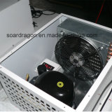 Ice Bag Storage Freezer de Embraco Compressor