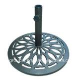 무쇠 옥외 우산 기초