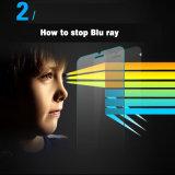 Hochwertiger 3D 9h Rand, zum des Anti-Blauen Telefon-Bildschirm-Schoners für iPhone 7/7plus zu umranden