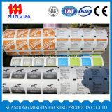 Papel de aluminio para envases de alimentos