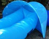 新製品のナイロンファブリック膨脹可能なスリープの状態であるソファー/Bagの屋外の不精なソファー(N033)