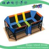 Grande trampolim para trampolim e trampolim Playground Park (HF-19704)