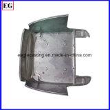 Части заливки формы крышки механически оборудования подвергая механической обработке
