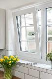 Qualität mit attraktives Aussehen-schiebendem Plastikfenster