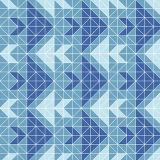 Reticoli di ceramica delle mattonelle di mosaico della piscina del triangolo di disegno professionale