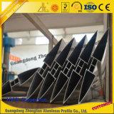Het Profiel van de Uitdrijving van het aluminium voor de Zonneblinden Porfile van het Venster en van het Venster van de Deur