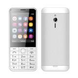 O telefone de pilha o mais barato, microplaqueta de Spreadtrum 6531d, telefone móvel da tela de um Qvga de 2.8 polegadas