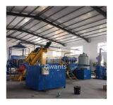 Usine industrielle de rendu des déchets de volaille