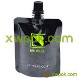 Горячий мешок упаковки сока сбывания с верхним Spout