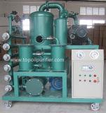 Máquina de purificação de óleo de transformador de óleo mineral de uso contínuo (ZYD)