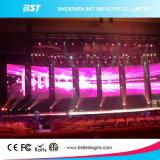 Effetto di raffreddamento eccellente della fase di prezzi di fabbrica della Cina P4 di LED definizione locativa dell'interno della visualizzazione di alta