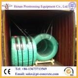 중국 공장에서 Unbonded 높은 장력 압축 응력을 받는 케이블 1860MPa