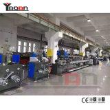 Pp à haute production bourrant la ligne de machine d'extrusion de bande de courroie de balle