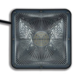 UL Ce RoHS Listed LED Canopy Light 45W 60W 75W Poste de estacionamento Canopy