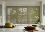 cortinas de madeira de 84mm com valência da tampa (SGD-W-517)