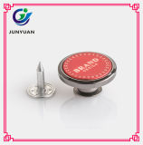 Кнопка вспомогательного оборудования джинсыов кнопок кнопок заклепок джинсыов декоративная магнитная