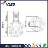 4000lm/40Wの長命の自動車部品H1/H4/H7/H8/H9/H11/9005/9006車LEDのヘッドライト
