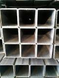 S235jr ASTM A500 GR. Aislante de tubo cuadrado de acero negro de B con petróleo