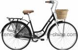 28inch関連の内側の7人の速度のバスケットのオランダのOmaのバイク都市バイクが付いている古典的な女の子のバイク