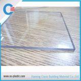 10 anos de garantia folha do sólido da clarabóia do policarbonato da estufa de 1.5mm a de 20mm