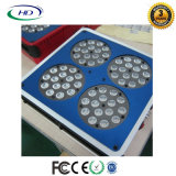 60PCS * 3W Apollo 4 LED Grow Light pour la culture commerciale