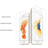 Dureza fina 9h del protector 0.26m m de la pantalla para el iPhone 6/6s/7