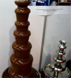 GrtCF55販売のための商業ステンレス鋼のチョコレート・フォンデュの噴水機械