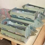 Taquet de support en acier fait sur commande en métal