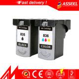 Compatibel systeem voor Canon 835 de Patroon van 836 Inkt voor Pixma IP1188