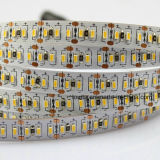 Super brillante SMD 3014 LED de luz de tira