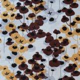 자카드 직물 꽃 디자인 소파와 가구 Polester 비스코스 직물