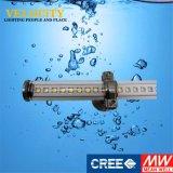 DC24V RGB IP68 CE aprobado la piscina del LED de acero inoxidable 316