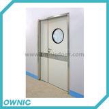 SDPM-31 Caliente! Manual de oscilación de la puerta una vez y media la hoja (doble abierta)