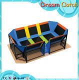 De professionele BinnenApparatuur van de Speelplaats van het Park van de Trampoline voor Kinderen en Volwassenen