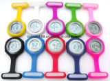 2017 Nuevo reloj análogo de cuarzo Médico FOB de Mates Nurse