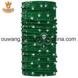 Venta caliente Personalizadas microfibra sudor Absorbe tubular bufanda