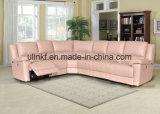 Silla moderna del sofá del Recliner del cuero de la sala de estar (UL-NS418)