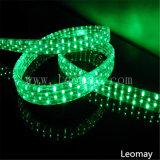 5050 220/110V LED 유연한 지구 빛을%s 옥외 제조 IP68