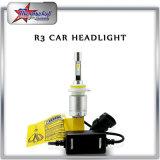 H13 H4 LED Scheinwerfer-Birne mit flexibler konservierter kupferner Flechte