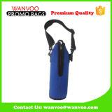Suporte exterior da garrafa de água do saco do refrigerador da isolação do neopreno do piquenique para o inverno